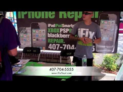 iPhone Repair Orlando - iFixYouri.com - HTC - Samsung - Motorola - iPod - iPad