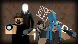 Roblox Gameplay Commentary - Stop it Slender w/ horsesfan721!