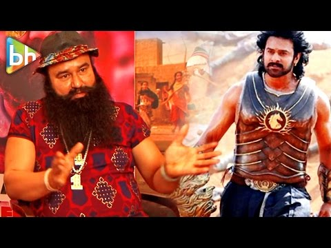 Gurmeet Ram Rahim Singh Insaan On Baahubali 2, Justin Bieber's Concert And Jattu Engineer