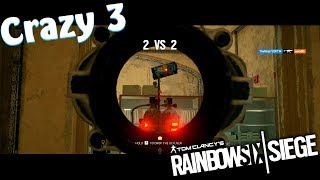 Crazy 3 ★ A Rainbow Six Siege Montage