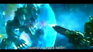 ALL HOT ROD STOP THE TIME SCENE   TRANSFORMERS THE LAST KNIGHT 2017   MOVIE CLIPS 2K QHD