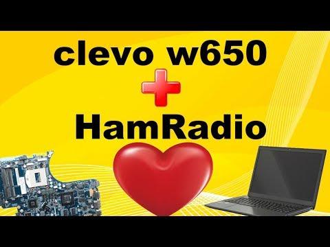 Ремонт ноутбука DEXP. Clevo W650SC.