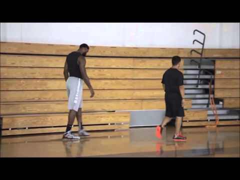 lebron James workout UNCUT!