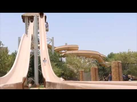 Lost Paradise of Dilmun Waterpark Bahrain new slides!