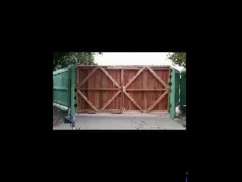 Exterior Double Doors in Allen