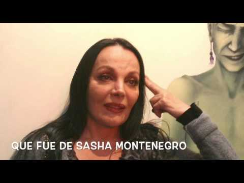 Que fue de Sasha Montenegro    Actriz de Cine y TV