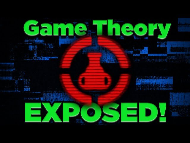 Game Theory: Weve Been Hiding Something From You...