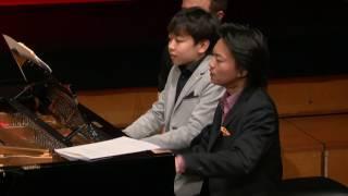 Rossini : Ouverture de Guillaume Tell, extrait : Allegro vivace pour 8 mains