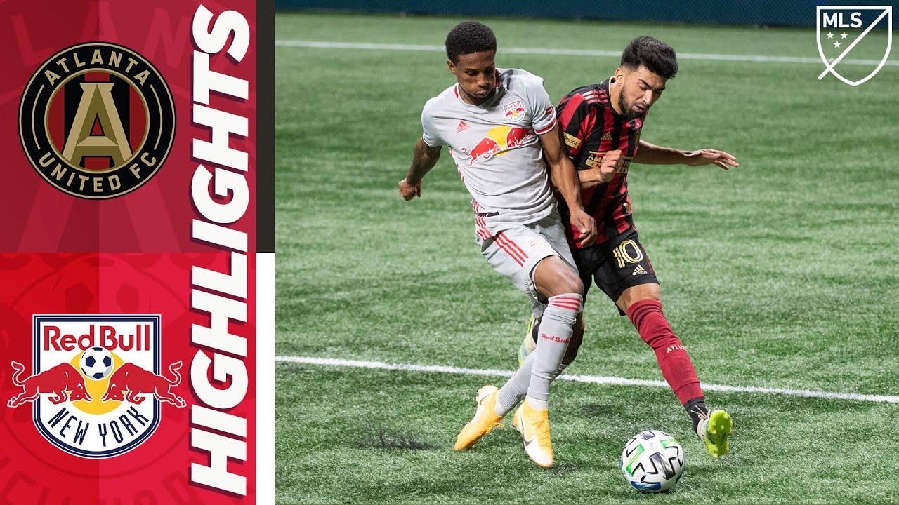 Атланта Юнайтед  0-1  Нью-Йорк Ред Буллз видео