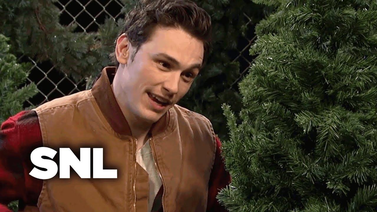 Christmas Tree Lot - SNL - YouTube