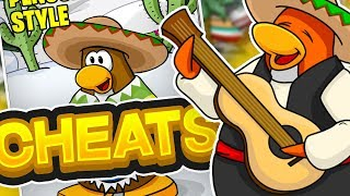 JANUARY PENGUIN STYLE CATALOG CHEATS (Club Penguin Rewritten)