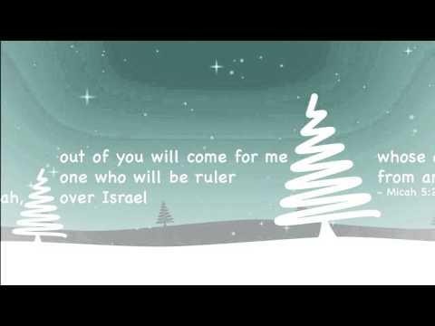 Advent Praise and Worship Service 2012 Promo 2