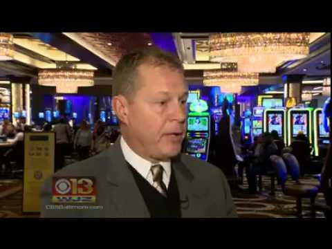 CBS Baltimore: Maryland casinos contribute $1.4B to state's economy
