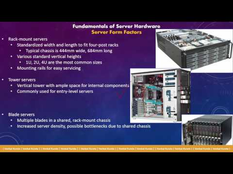 01 # Fundamentals of Server Hardware v2
