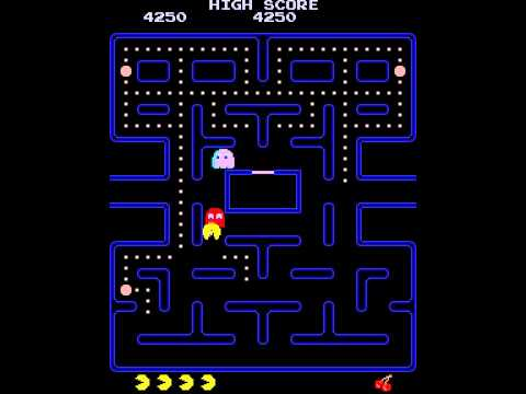 "Pac-Man World's Fastest Perfect Cherry Pattern 66.9 Seconds ""14 800"""