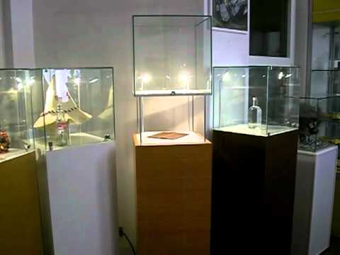 vitrine und vitrinen f r museum juwelier schmuck sammler. Black Bedroom Furniture Sets. Home Design Ideas