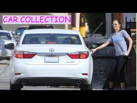 Minka kelly car collection (2018)