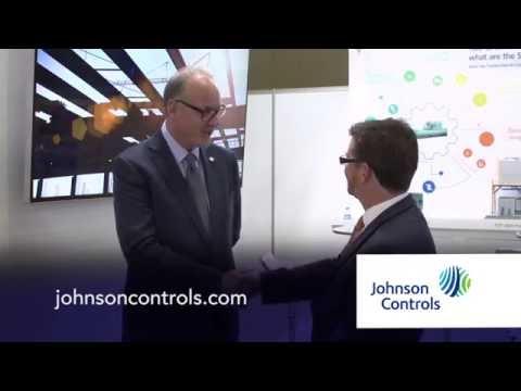 Johnson Controls @ Power-Gen Asia 2016