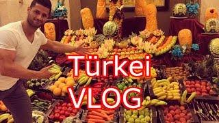 Türkei VLOG #1 : Hotelzimmer, Buffet und Essen!