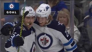 Patrik Laine 2019-2020 Goals Away Broadcaster Reactions