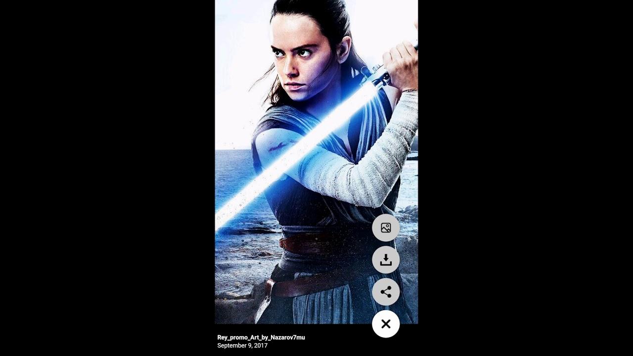 Geekart Star Wars Wallpapers Arts Promo Video