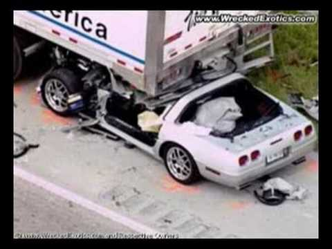 Wrecked Exotic Cars Youtube