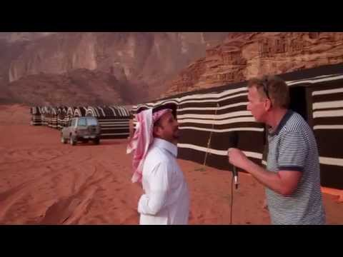 Jazz FM Visit Jordan Video Diary Day 4