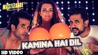 Kamina Hai Dil Full Song | Mastizaade | Sunny Leone, Tusshar Kapoor, Ritesh Deshmukh | Review