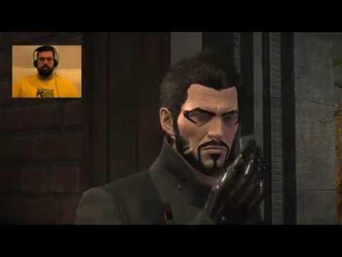Deus Ex Mankind Divided Walkthrough Gameplay Part 2 - Live w/ FPSdougan