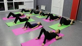 Видео-урок (I-полугодие: декабрь 2018г.) - филиал Лесобаза, Современная хореография, гр.7-16