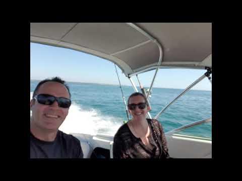 Moreton Island Boating Day Oct 18.