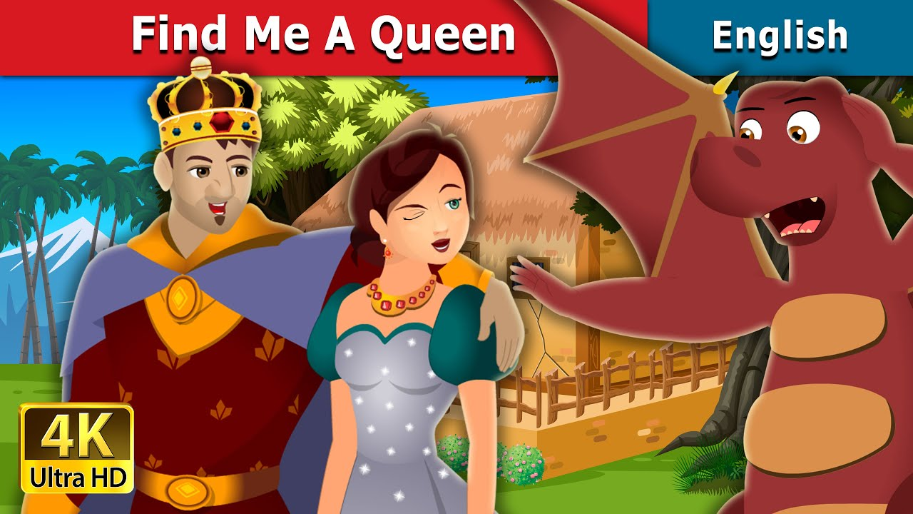 Download Find me a Queen Story in English | Stories for Teenagers | English Fairy Tales