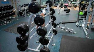 Тренажёрный зал в Спорт клубе
