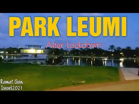 Park Leumi Ramat Gan | Israel 2021 | After Lockdown