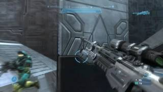 Halo: Reach System link RGH LiNK UP Gameplay Nick lFS10l