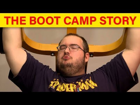 The Hilarious Wings Of Redemption Boot Camp Story