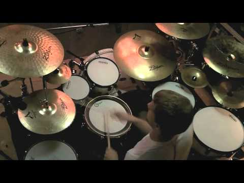 Noisia: Shellshock | Live Drums by Ben Anderson