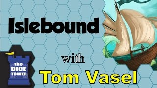 Islebound Review - with Tom Vasel