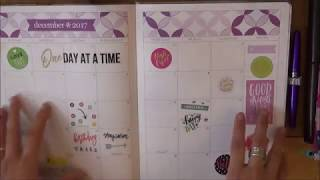 Planners that worked in 2017