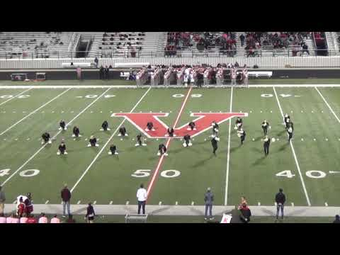 KILGORE HIGH SCHOOL HI-STEPPERS POM 10-26-18