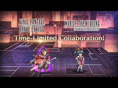 【FFBE】Sterne Leonis And Kitone Join The Fray!【Global】