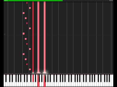 partition piano krone