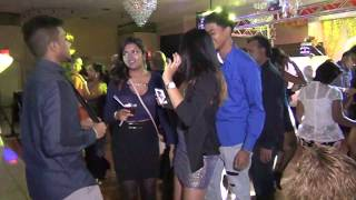 People dancing at Chutney Parang Sensation on Nov 21st, 2015