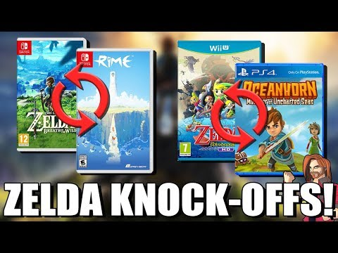 5 Zelda 'Clone' Games That Are Actually FUN!