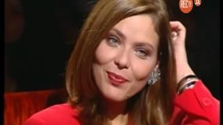 Ornella Muti en Noche de Ronda, UCTV 1996.