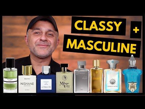 TOP 20 CLASSY MASCULINE NICHE FRAGRANCES   Classy Men's Fragrances From Niche Houses