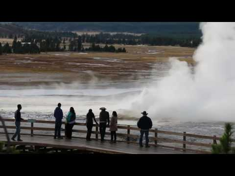 Largest earthquake in years rocks Yellowstone It was felt as far as Oregon and Washington State