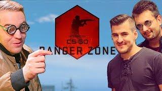 LEH & IZAK & ROJO VS DANGER ZONE - CS:GO