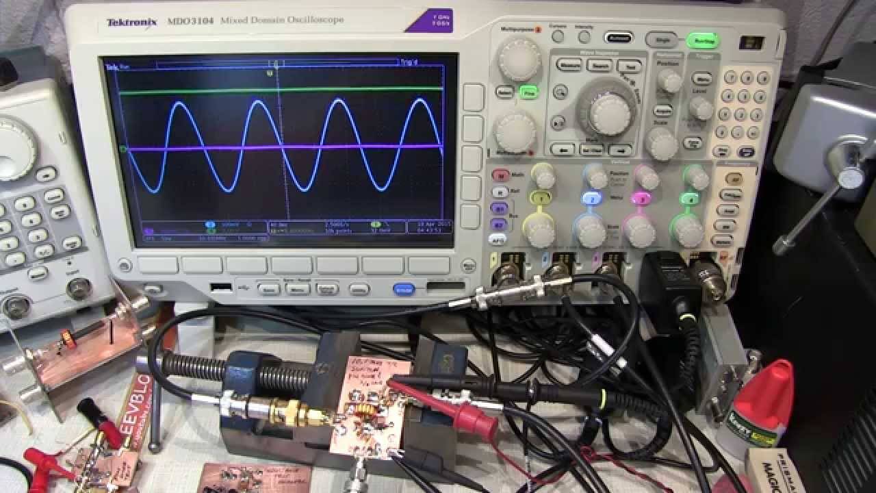 200 T R Switch W Pin Diodes And Lumped Element Quarter Wavelength Tutorial History Transmission Line Youtube