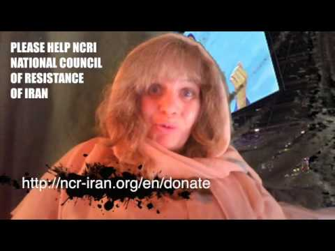 Please support National Council of Resistance of Iran